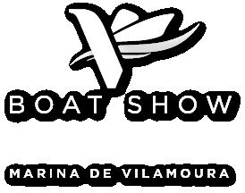 Vilamoura boat show Logo
